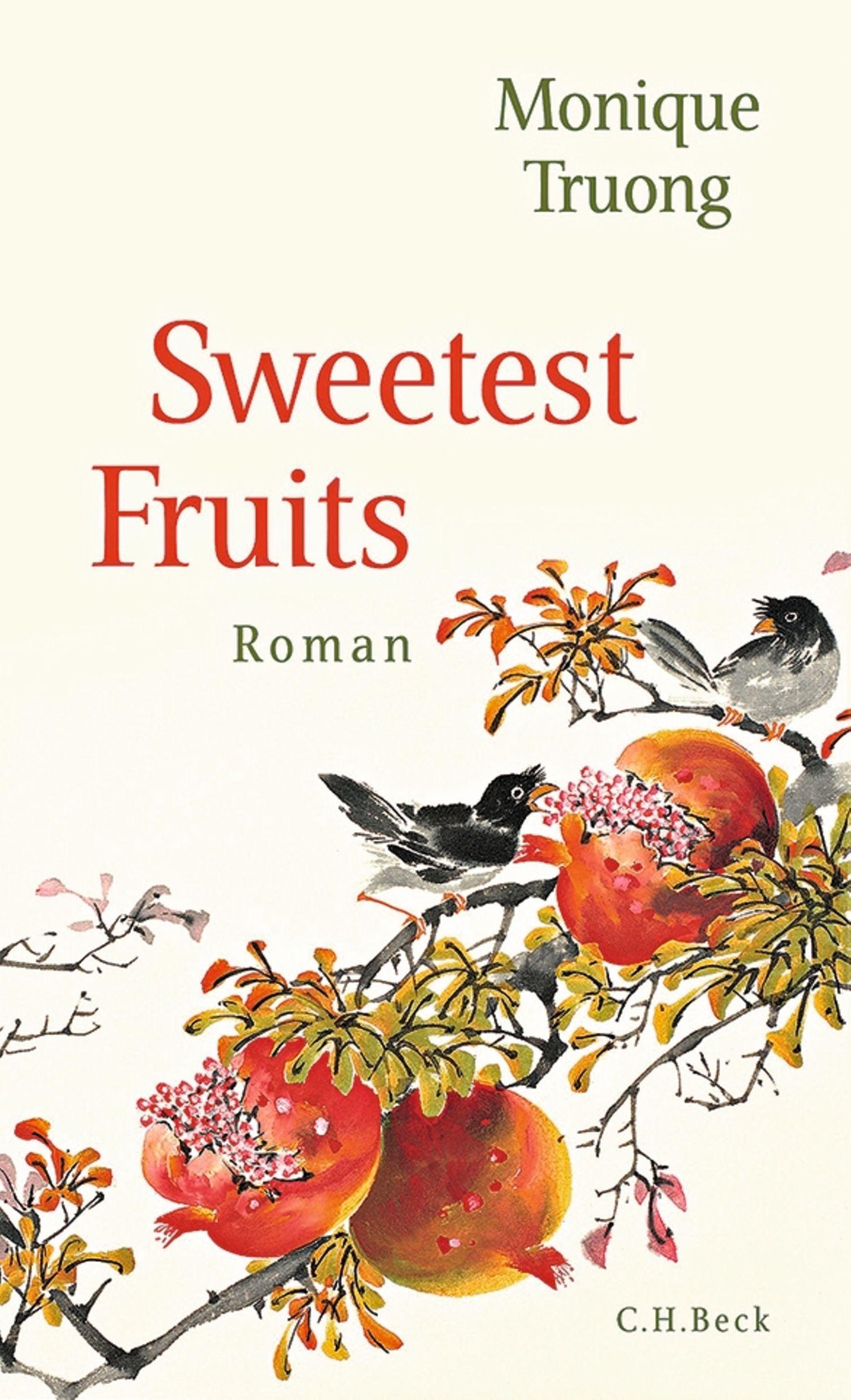 """Buchtipps der Redaktion: Buchcover """"Sweetest Fruits"""""""