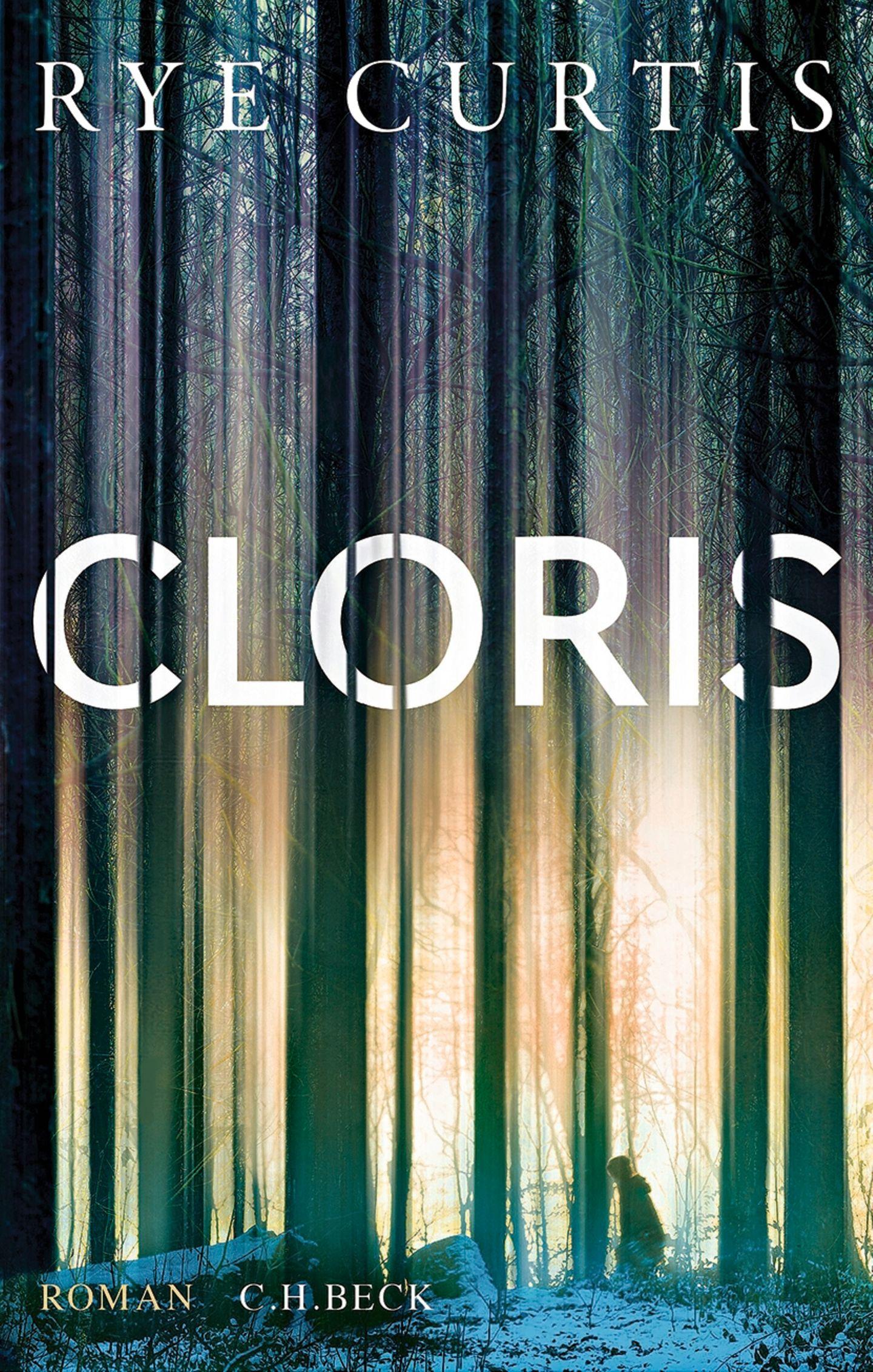 """Buchtipps der Redaktion: Buchcover """"Cloris"""""""