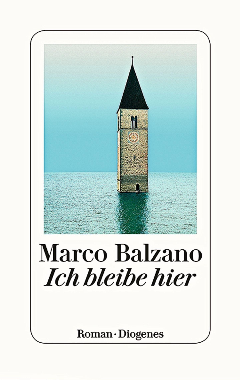 """Buchtipps der Redaktion: Buchcover """"Ich bleibe hier"""""""