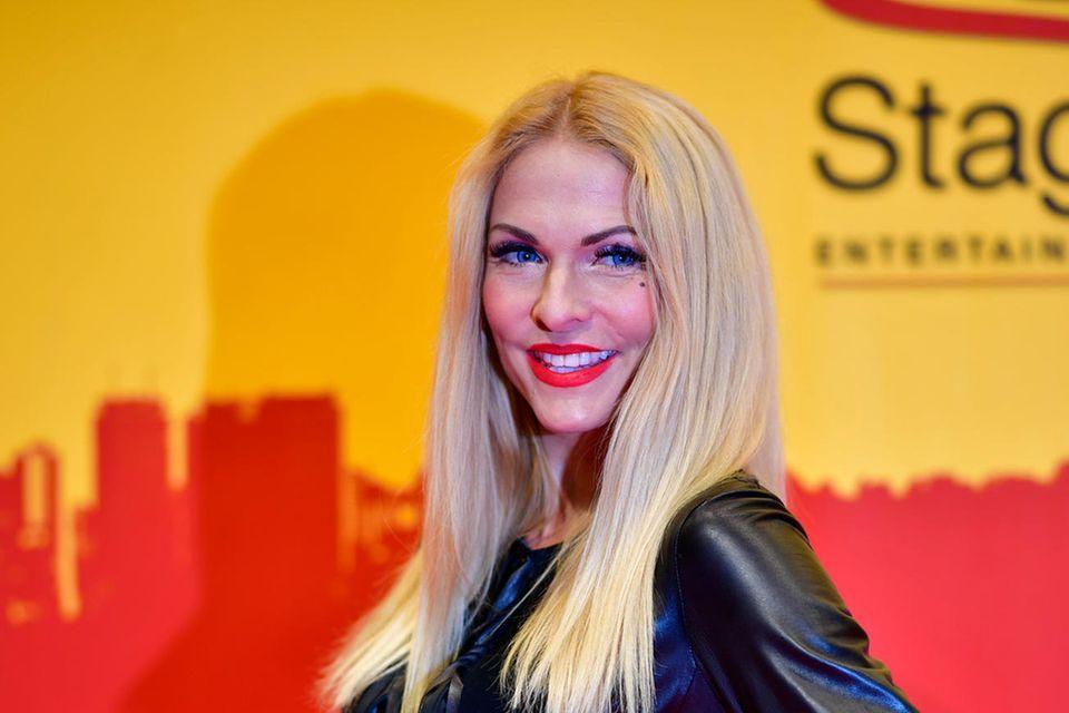 Stars ungeschminkt: Sonya Kraus