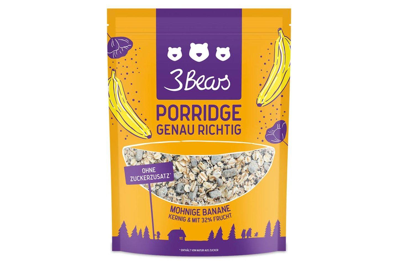 Porridge von 3Bears