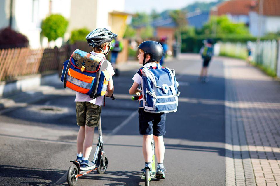 Schulranzen-Extremtest: Ist teurer besser?