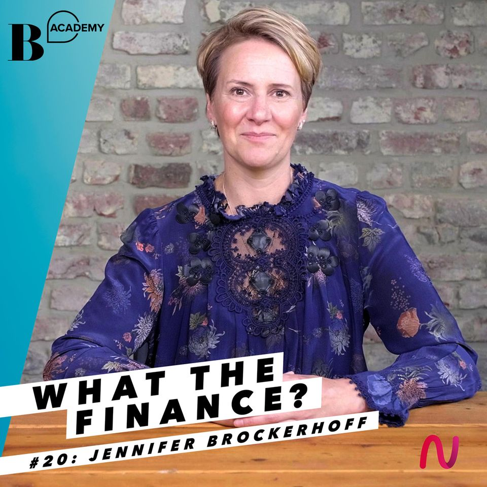 What The Finance: Jennifer Brockerhoff