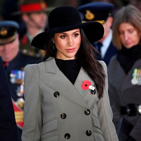 Herzogin Meghan: Gravierende Änderungen der Royal Family an ihrem Lebenslauf
