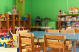 Kindervorteile: Kindergarten Spielecke