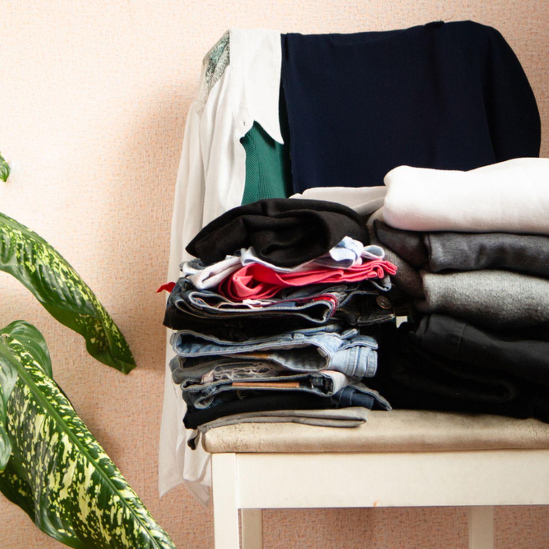 getragene kleidung aufbewahren -12 smarte ideen | brigitte.de