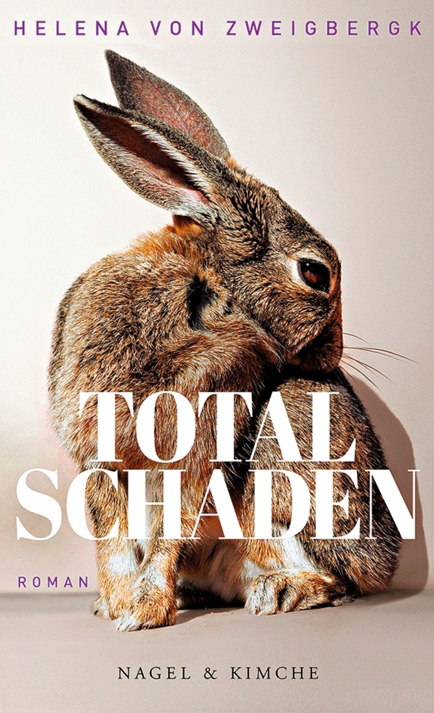 """Buchtipps der Redaktion: Buchcover """"Totalschaden"""""""