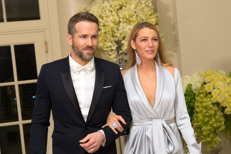 Ryan Reynolds + Blake Lively: Sie bereuen ihre Hochzeit zutiefst