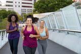 Mama-Krise: Drei Frauen gehen joggen