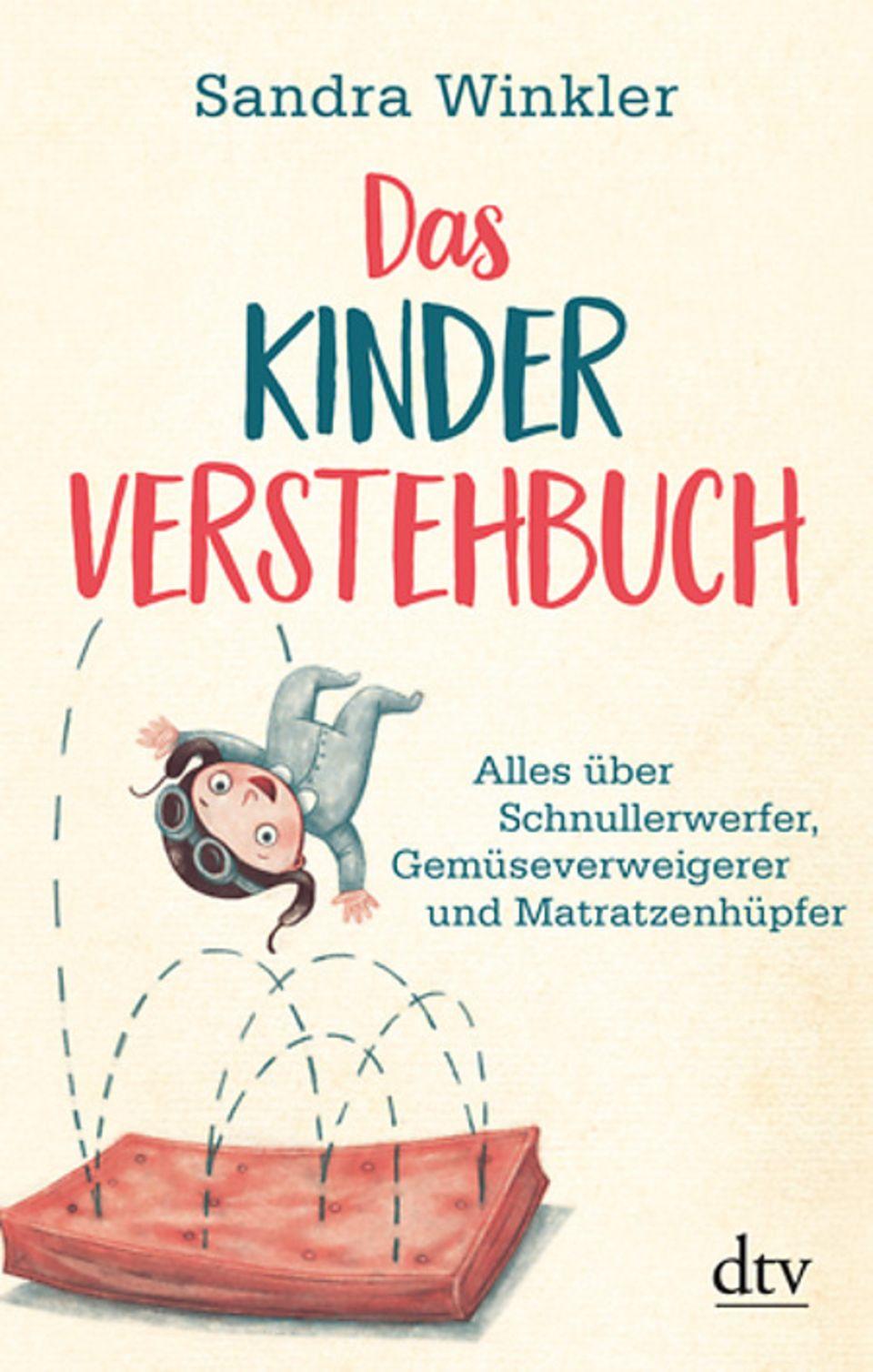 Das Kinderverstehbuch von Sandra Winkler