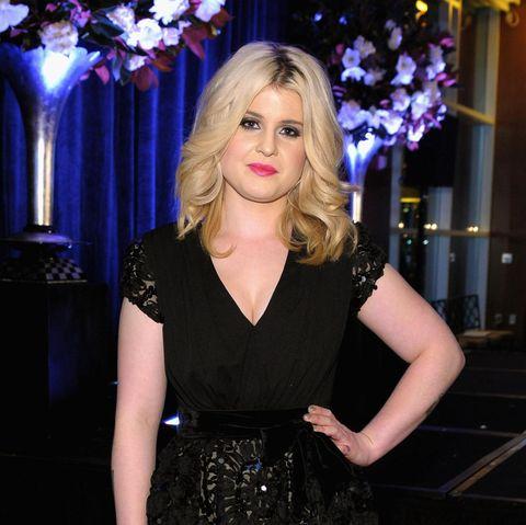 Stars auf Diät: kelly Osbourne