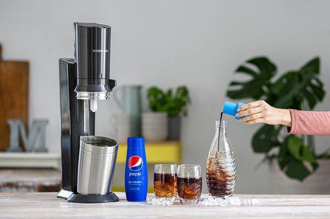 Softdrinks zum Selbermischen – einfach sprudeln, frisch genießen!
