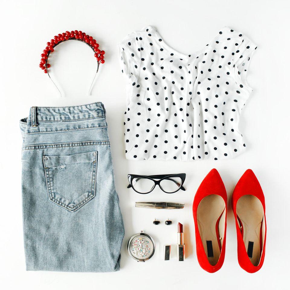 Spiel: Mode-Sammler