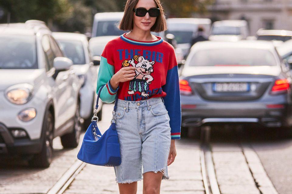 Mailänder Fashion Week