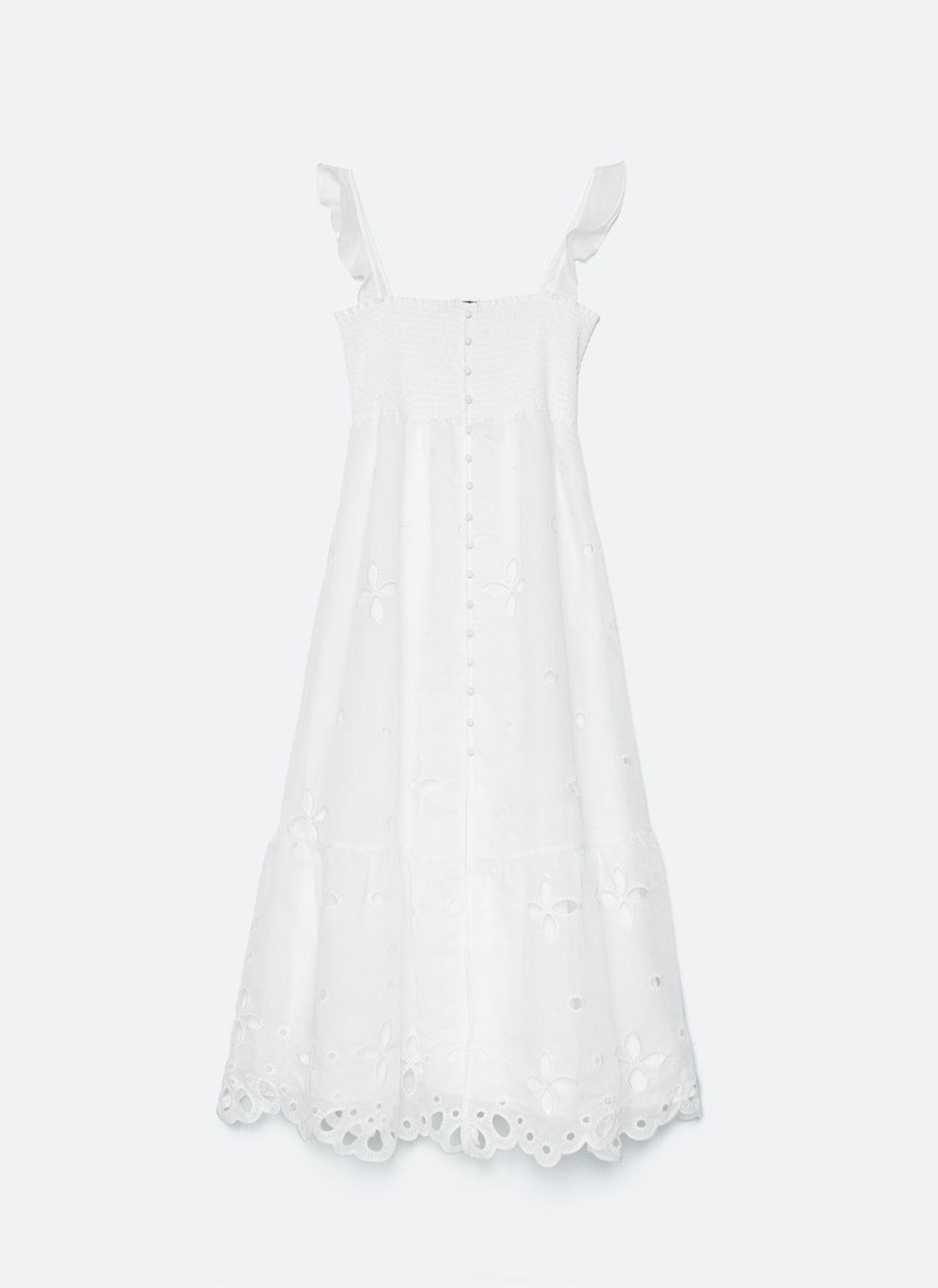 Organza-Kleid von UTERQÜE