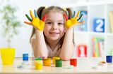 Kinderentwicklung: Kind in Kita