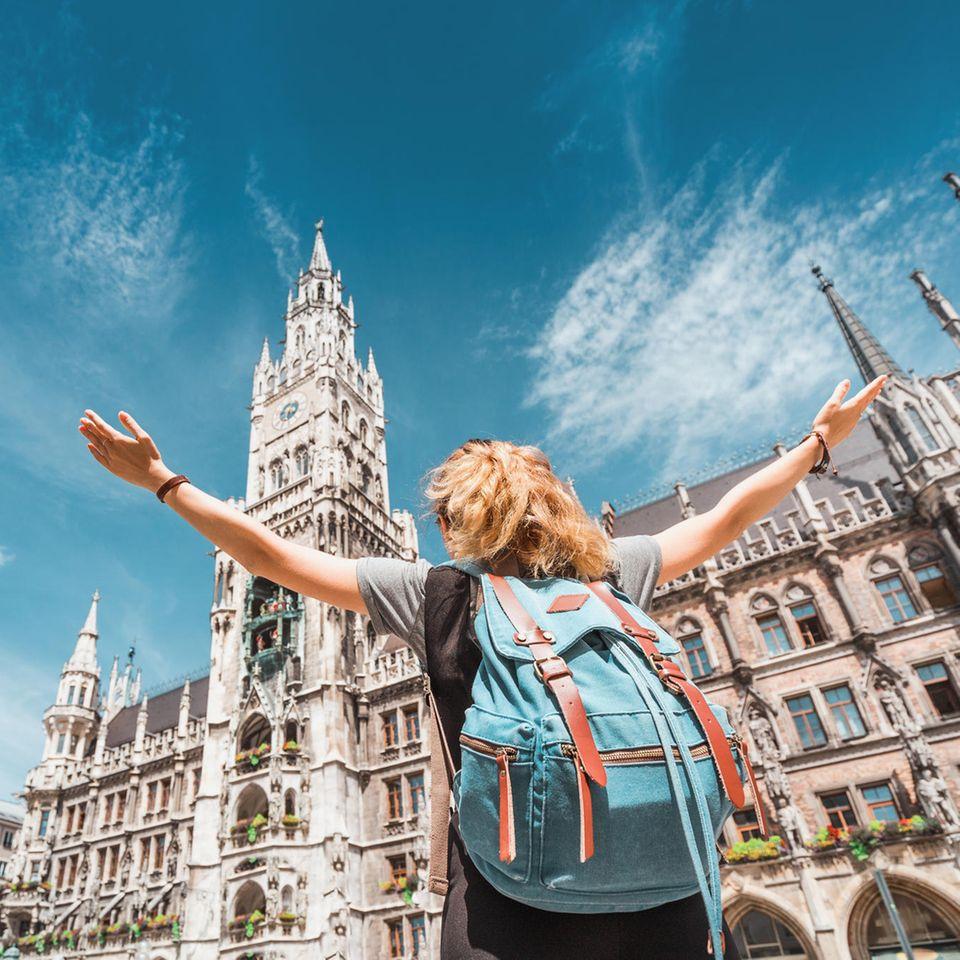 Städtereise: München