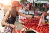Städtereise: Wochenmarkt