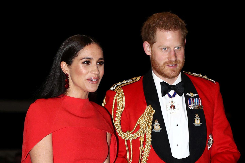 Royals: Prinz Harry + Meghan Markle zahlen 265.000 Euro für ...