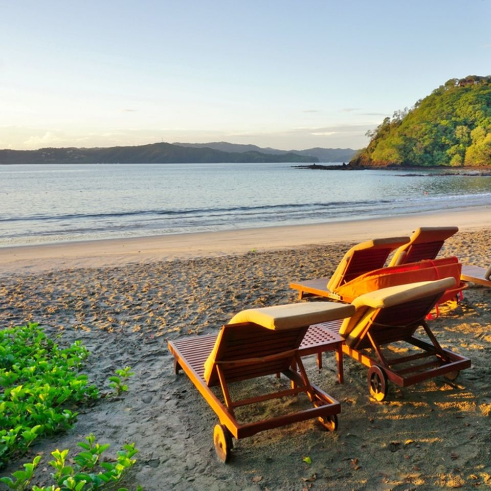 Slow Tourism: Strand von Papagayo in Costa Rica