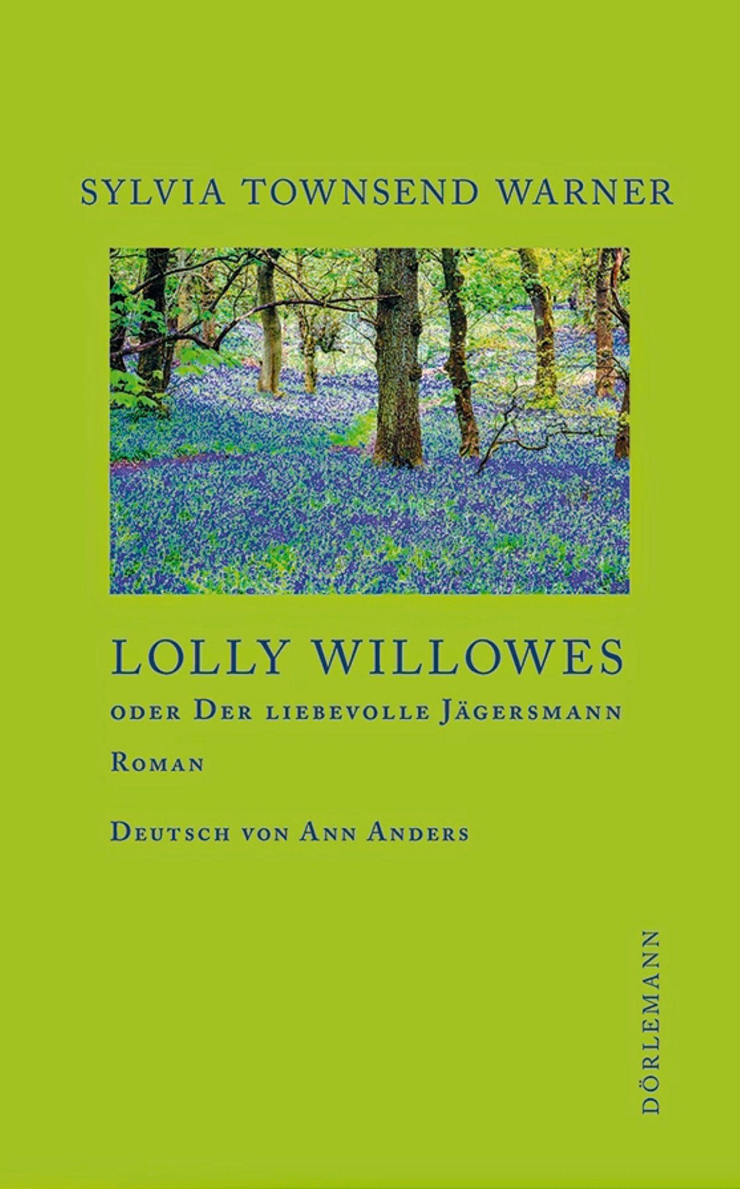 """Buchtipps der Redaktion: Buchcover """"Lolly Willowes oder Der liebevolle Jägersmann"""""""