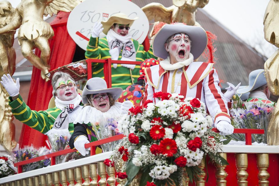 Corona aktuell: Karneval in Köln