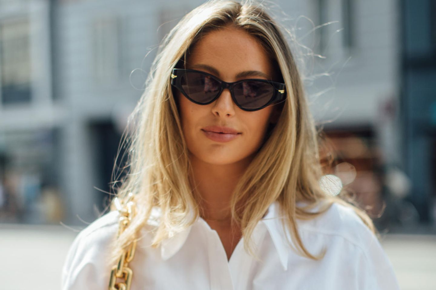Palm Painting: This new hair trend is even more beautiful than balayage - and we love it!