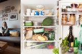 Show me your fridge: Kühlschrank in Paris
