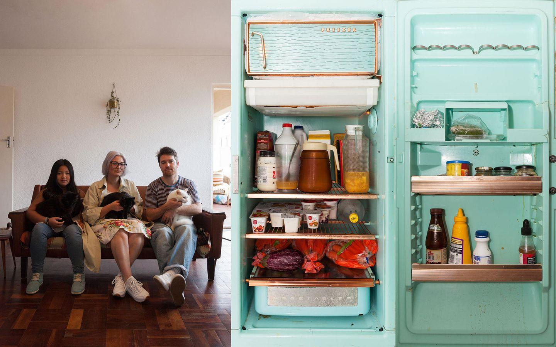 Show me your fridge: Kühlschrank in Kapstadt