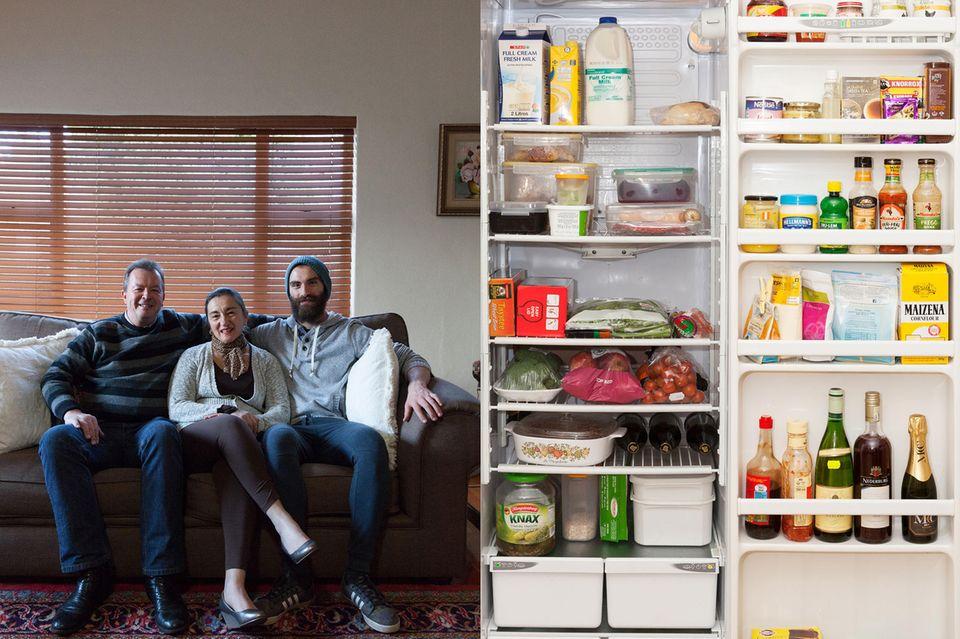 Show me your fridge: Kühlschrank in Pretoria