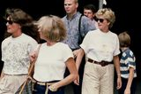 Lady Diana: in Shorts