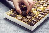 Süße Rettung: Pralinen