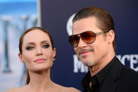 Hollywood: Angelina Jolie + Brad Pitt: So lief es im Bett