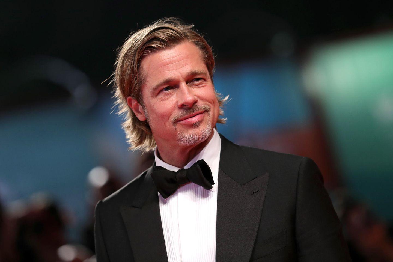Brad Pitt: Ist seine neue Freundin ein deutsches Model?
