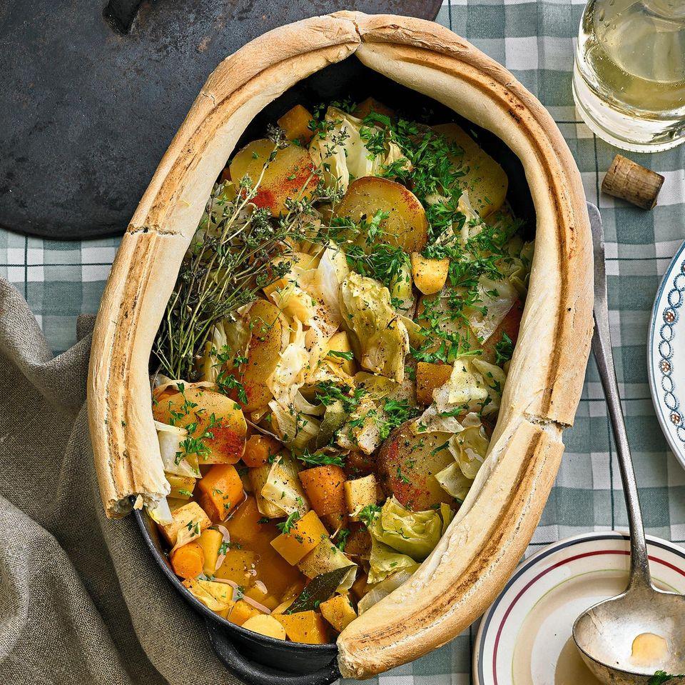 Gemüse-Baeckeoffe