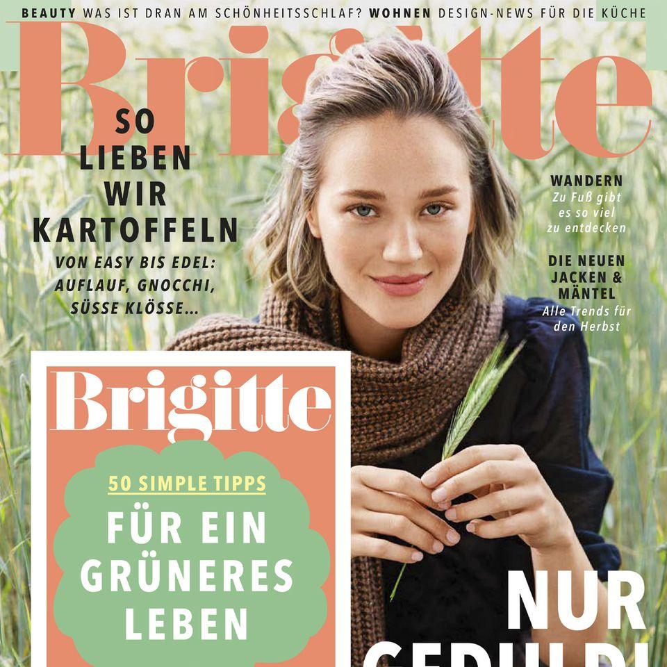 Heftvorschau Brigitte 20