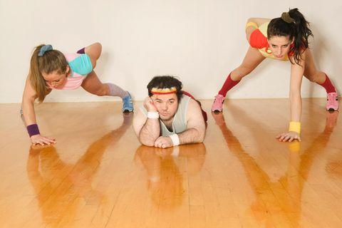Sport: Arobic Workout