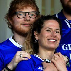 Star-Babys: Ed Sheeran und Cherry Seaborn