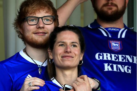 Ed Sheeran: Das steckt hinter seinem Babynamen