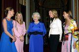 Queen Elizabeth II.: mit Kate Moss, J.K. Rowling und Heather Mills