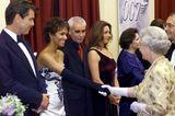 Queen Elizabeth II.: mit Halle Berry