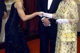 Queen Elizabeth II.: mit Madonna