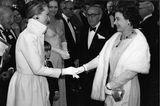 Queen Elizabeth II.: mit Meryl Streep