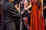 Queen Elzabeth II.: mit Miley Cyurs