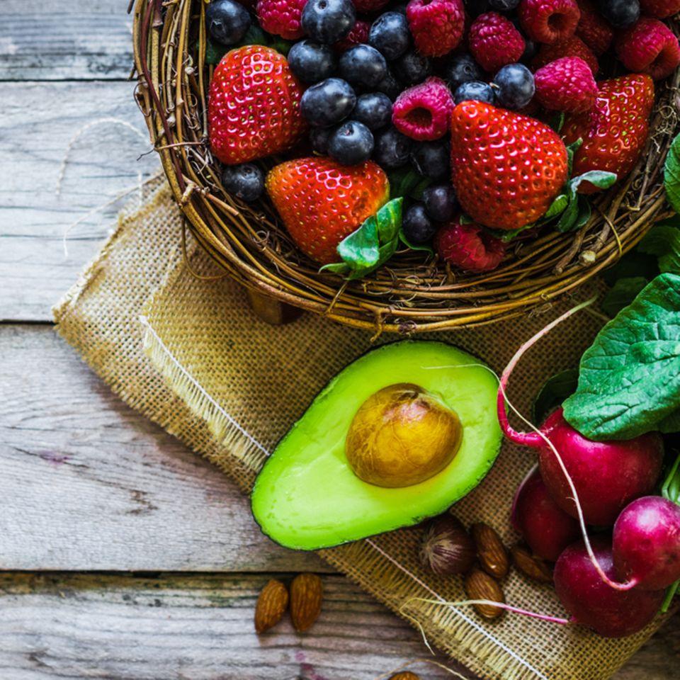 Hormondiät: Gesunde Lebensmittel