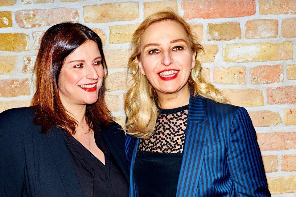 Und Gretel: Stephanie Dettmann und Christina Roth