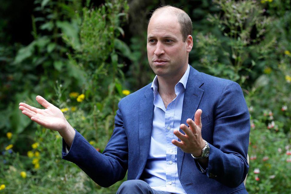 Prinz William: Privatsekretär Simon Case geht - und der Grund ist triftig