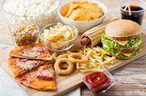 Kinderernährung: Fast Food