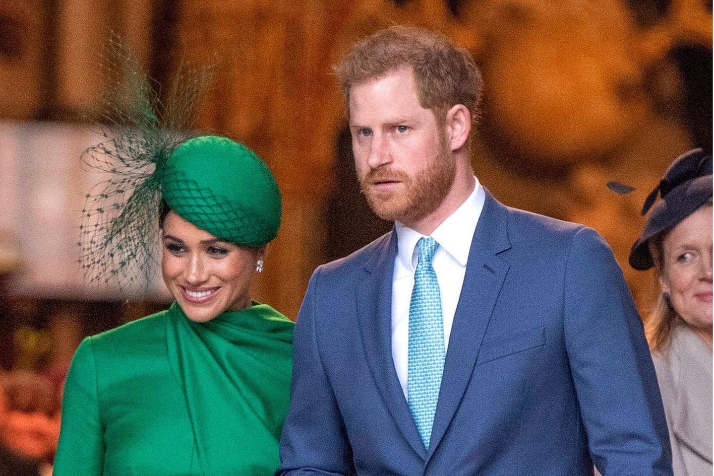Royals - Meghan + Harry: Eltern sauer wegen Charity-Auftritt