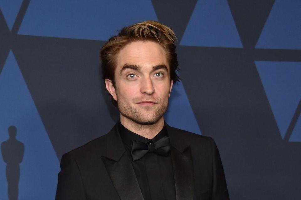 Promis mit Corona: Robert Pattinson